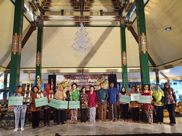 Kecamatan Mantrijeron Juarai Festival Karawitan Putri