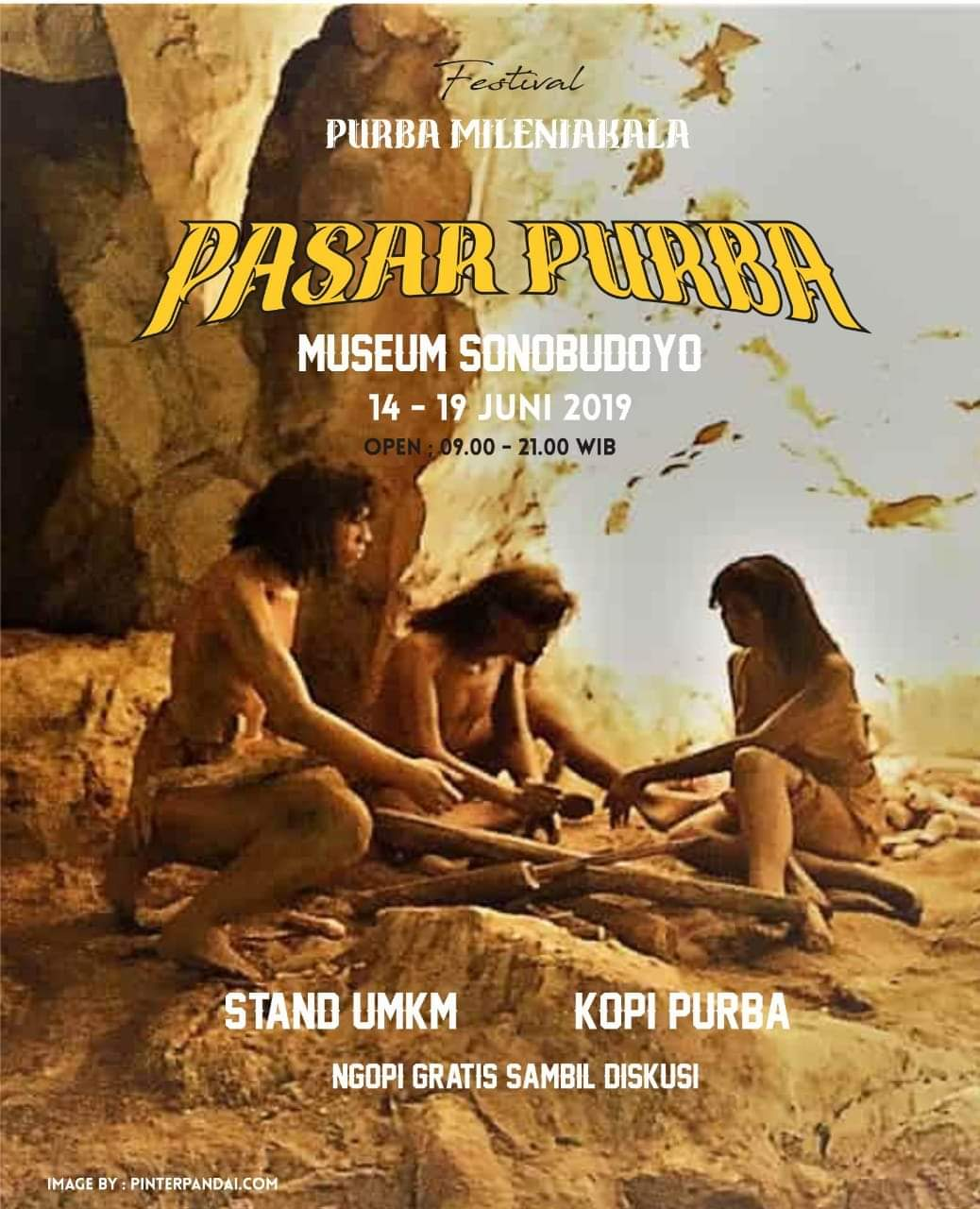 Festival Pasar Purba
