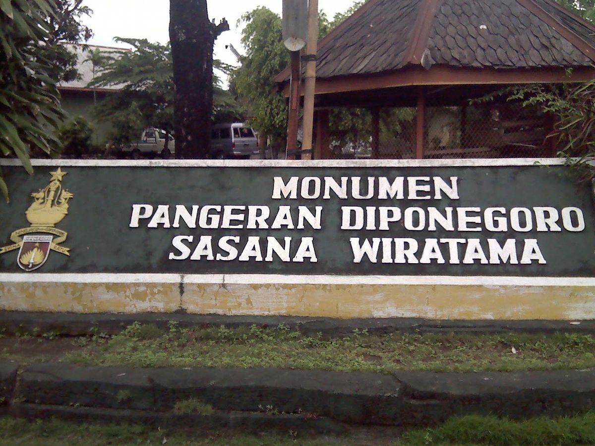 Museum Monumen Pangeran Diponegoro Sasana Wiratama