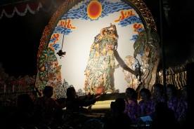 Pegelaran wayang kulit Dalam Rangka Liburan Asik Akhir Tahun Kota Yogyakarta