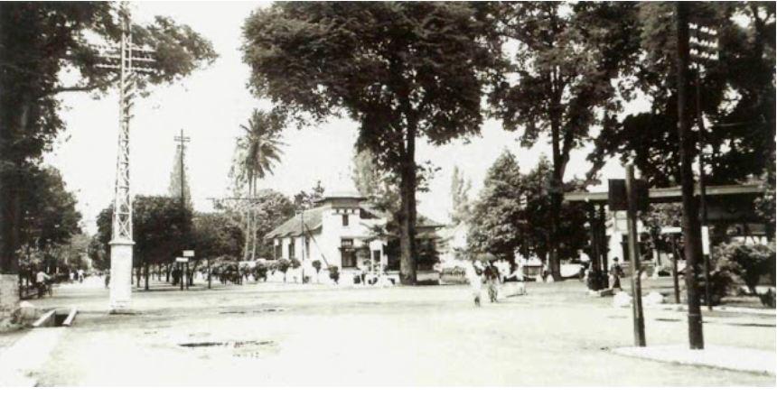 Peristiwa Serbuan Kotabaru 7 Oktober 1945.