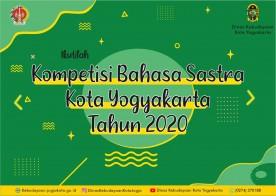 Petunjuk Pelaksanaan Kompetisi Bahasa Sastra Kota Yogyakarta Tahun 2020