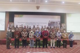 Pelantikan Dewan Kebudayaan Kota Yogyakarta Periode 2021-2023 oleh Walikota Yogyakarta