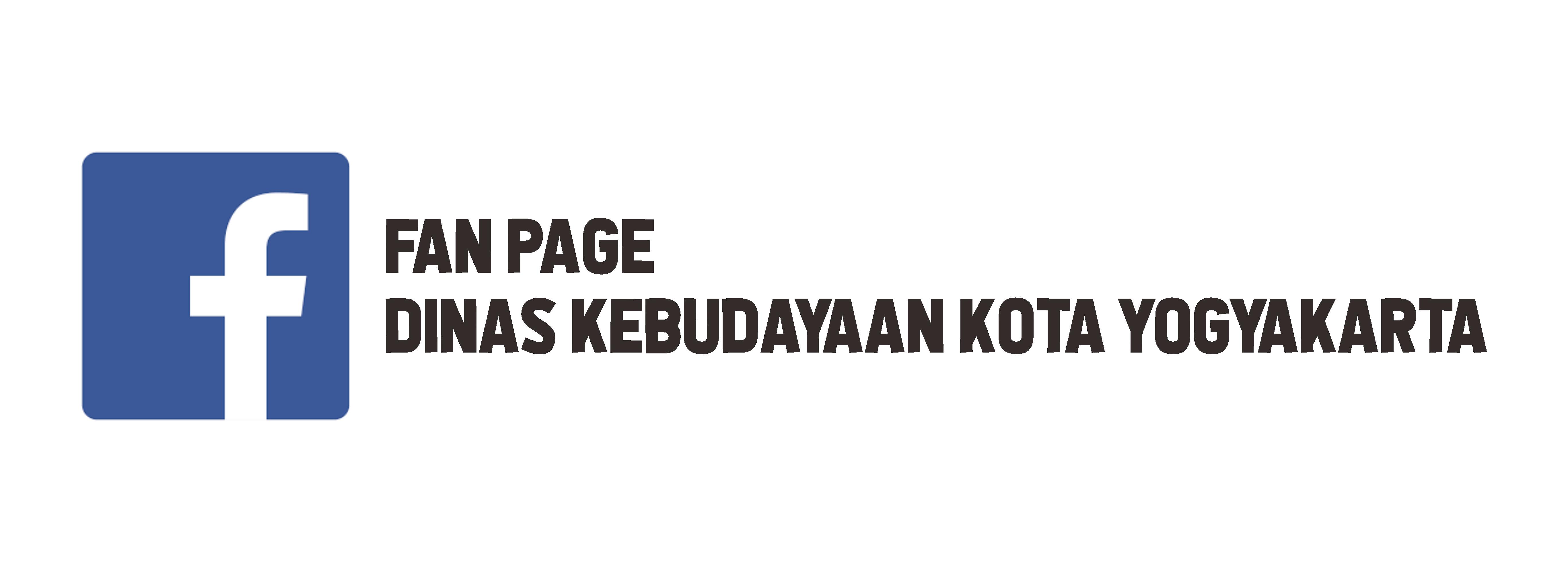 Fan Page Dinas Kebudayaan Kota Yogyakarta